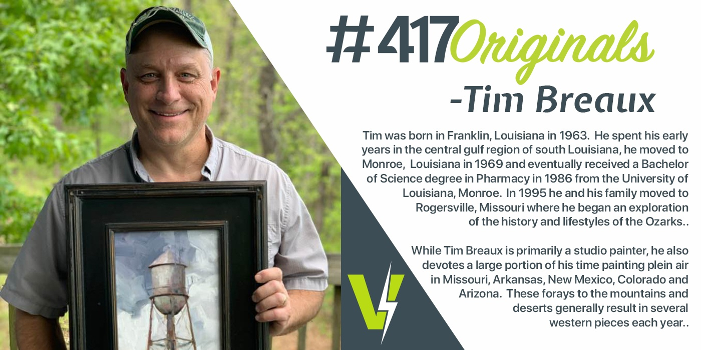 417 Originals - Tim Breaux