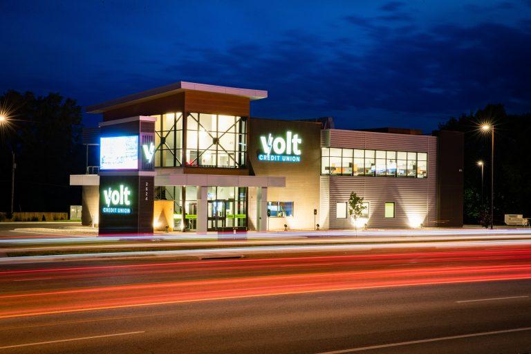 Volt Credit Union HQ